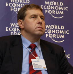 Andrey Illarionov was a senior Russian economic advisor and is now a senior fellow at CATO.